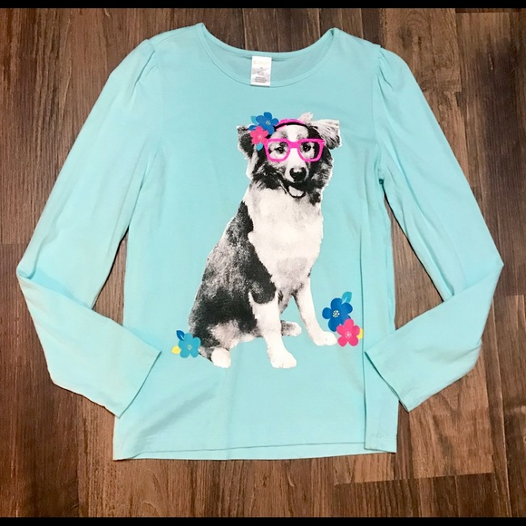 Clothing, Shoes & Accessories Gymboree 6-12 Monnth Puppy Top And Denim Shorts Latest Fashion